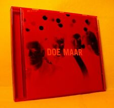 CD Doe Maar Klaar 18TR 2000 Dutch Reggae Pop Folk Rock