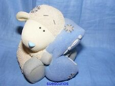 Me To You Large Blue Nose Friends Cuddly Cottonsocks Sheep Tatty Teddy Present