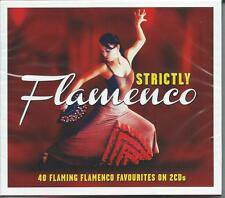Strictly Flamenco - 40 Flaming Flamenco Favourites 2CD 2014 NEW/SEALED
