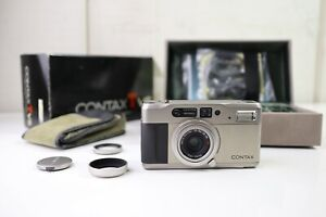 [Sold as is] Contax TVS sliver