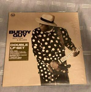 BUDDY GUY Rhythm & Blues Double Vinyl LP Record