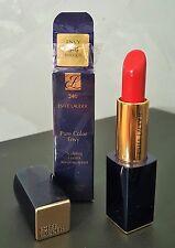 ESTEE LAUDER - Rouge à lèvre Pure Color Envy - Rouge Rouge - Neuf sous blister