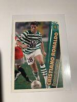 VERY RARE Cristiano Ronaldo Idolos Sporting Panini Sticker Card #171 PSA 10 ?