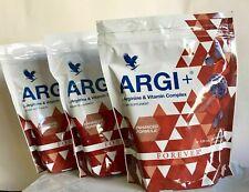 Forever Living ARGI+ with L-Arginine & Vitamins | 3 Months Supply! Fast P&P