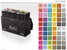 Touch Twin Marker Set 60er B Set - Künstler Stifte