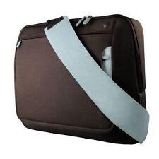Housses et sacoches marrons en polyester pour ordinateur portable