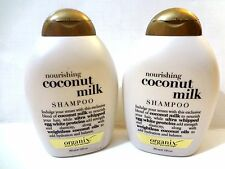 Organix: 2 Nourishing Coconut Milk Shampoo 13 oz each