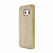 Gold Fitted Cases/Skins for Samsung Galaxy S6 edge