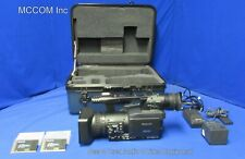 Panasonic AG-HPX170 Handheld P2 Camcorder w/ 393hrs, 2-16GB R Series, Case