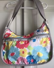 LeSportsac New Classic HOBO Floral Flowers 7520