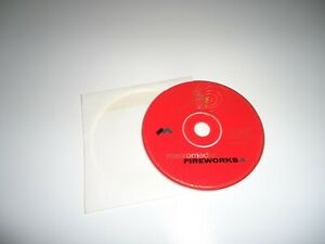 Macromedia Fireworks 4 Power Macintosh full retail CD ROM Mac software Apple