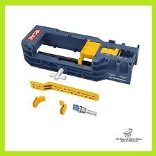 Ryobi 75 - 125mm Door Hinge Installation Kit- Fits all standard door thicknesses