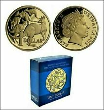 2014 30th Ann of the $1 Coin Proof WMF Berlin RAM Release 2,014 minted Scarce