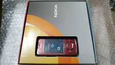 Nokia 6210 Navigator - Red (Unlocked) Smartphone