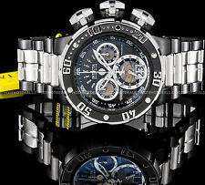 Invicta 52mm Reserve Subaqua Sea Dragon Swiss Chronograph Retrograde 500M Watch