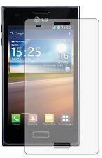 Confezione da 2 proteggi schermo Protezione Cover Protezione Pellicola per LG E610 Optimus L5