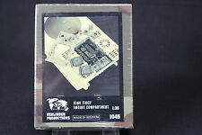 ZA627 VERLINDEN PRODUCTIONS GERMAN WWII KING TIGER ENGINE COMPARTMENT 1045 1/35