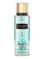 Victoria Secret Aqua Kiss Shimmer Fragrance Mist Limited Edition NEW