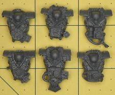 Warhammer 40K Space Orks Stormboyz Torso Fronts