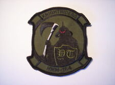 Patch KNIGHTRIDERS HMM -164 CA 10x 9 cm with Velcro
