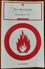 Fahrenheit 451. Ray Bradbury. Classici Mondadori