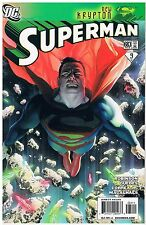 Superman Nº 683/2009 Alex Ross cover