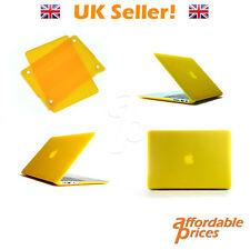 Jaune AP étui 13 Pouce Cristal Transparent A1425-A1502 Macbook Pro Rétine Housse