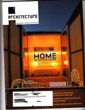 Architecture Magazine November 2004 Docomomo Biennial Home of the Year Awards