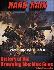 HARD RAIN: HISTORY OF THE BROWNING MACHINE GUNS (Frank Iannamico)