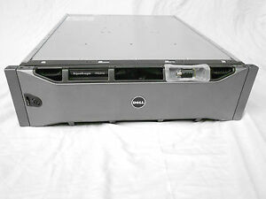 Dell EqualLogic PS6010 10GbE 48TB 16x 3TB SAS iSCSI SAN Storage System PS6010E