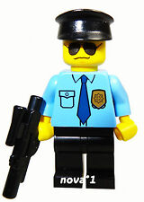 LEGO SUPER HEROS BATMAN SECURITY GUARD HENCHMAN MINIFIGURE  NEW
