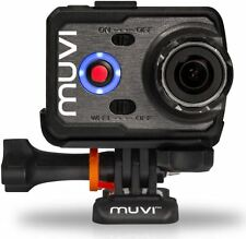 Veho MUVI K-Series K2NPNG WiFi Handsfree Action Camera incomplete