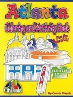 NEW Atlanta Coloring & Activity Book (City Activity Books) by Carole Marsh