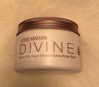 Josie Maran Divine Drip Argan Oil And Honey Butter Balm Pure Honey, 10oz New
