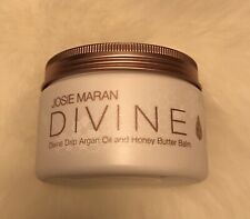 Josie Maran Divine Drip Argan Oil And Honey Butter Balm Pure Honey, 10oz New