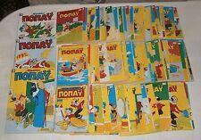 Popeye-ΠΟΠΑΥ Δραγουνης  Griechische, Greek, Ελληνικα, Comics 10 HEFTE ZUM AUSSUC