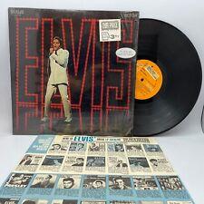 Elvis Presley Elvis TV Special 1968 Mono Original Vinyl LP Record Shrink Rock
