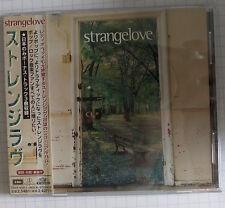 STRANGELOVE - Strangelove + 3 BONUS JAPAN CD OBI RAR! TOCP-50311