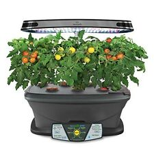 LED Indoor Aero Garden Gourmet Herb Seed Kit NASA Tested No Soil Hydroponics