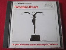 STOKOWSKI CONDUCTS PHILADELPHIA RARITIES - STOKOWSKI SOCIETY LSCD20 (CD 1993 UK)