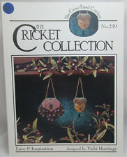 The Cricket Collection Love & Inspiration Cross Stitch Mini Purse Pattern #239
