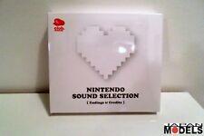 NINTENDO SOUND SELECTION Endings e Credits Cd Audio Club Nintendo New Nuovo Raro