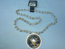 Pittsburgh Penguins   BOTTLE OPENER / silver VERSA BEADS with MEDALLION    NWT