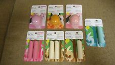 New Eos( Evolution of Smooth) Lot of 9 Asst Flavors - .14oz - .25oz Lip Balms