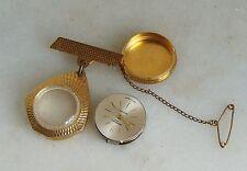 Vintage INGERSOLL 7 Jewels Nurses Pendant watch -