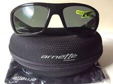 Arnette Mover Sunglasses 41/81 - Gloss Black w Polarised Grey Lenses - AN4151-07