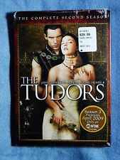 BRAND NEW SEALED Tudors Complete Second 2nd Season 4-DVD BoxSet NATALIE DORMER