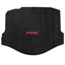 Lloyd Mats For 10-15 Camaro RS Logo Rear Truck EBONY ULTIMAT Floor Mats Carpets