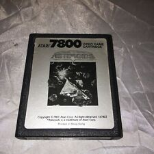 Asteroids Atari 7800 Video Game Cart Only - Tested Box T