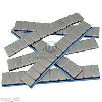 100 Stück 60g Klebegewichte Auswuchtgewichte Kleberiegel Riegel 6Kg 12x5g